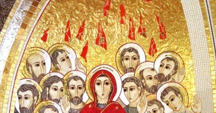 """""""È Signore e da la vita"""" ovvero: lo Spirito Santo che insegna, ricorda e annuncia. Pensieri condivisi verso la Pentecoste."""