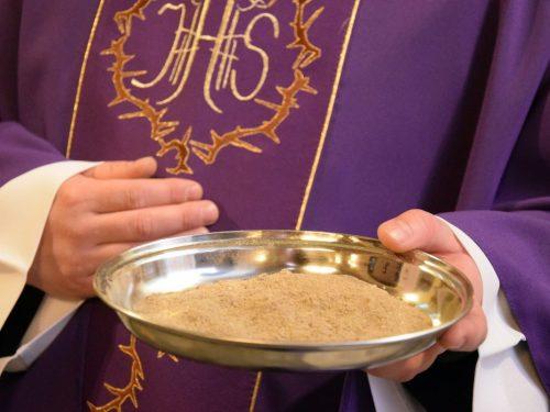 Mercoledì delle Ceneri – Sante Messe